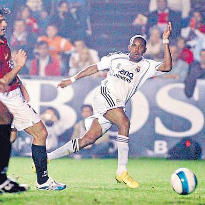 """Robinho: """"Ahora soy muy feliz con mi fútbol"""""""