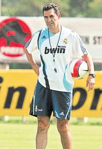 Manuel Ruiz es el cerebro de las jugadas ensayadas