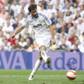 Van Nistelrooy, el mejor delantero del mundo