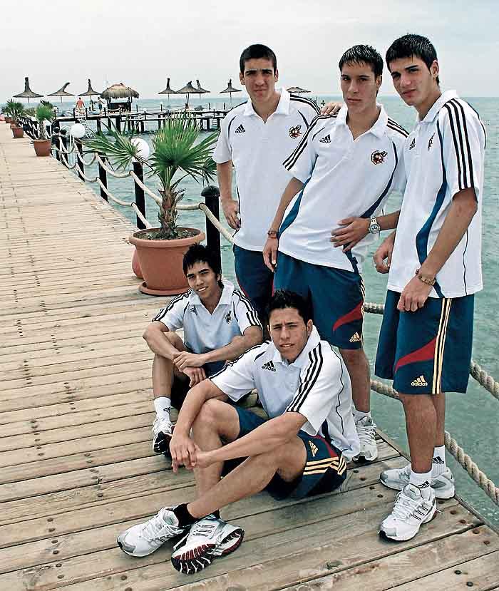 Cinco jugadores ya fueron traspasados antes de los 16 años