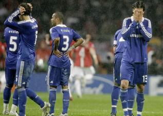 صور من مباراة مانشستر يونايتد وتشلسي