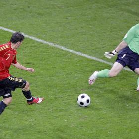 La prensa internacional ensalza el juego de España