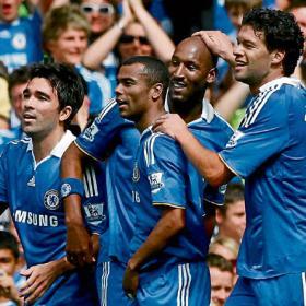 El Chelsea comienza arrasando en la Premier League