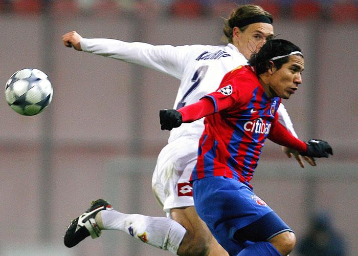 Fiscalía acusa al dueño del Steaua por amaño de un partido