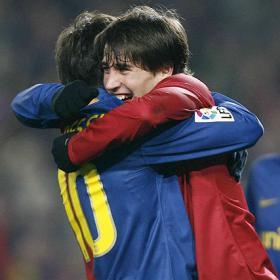 copa del rey | barcelona 3 - espanyol 2 : El Barcelona, por la vía del sufrimiento