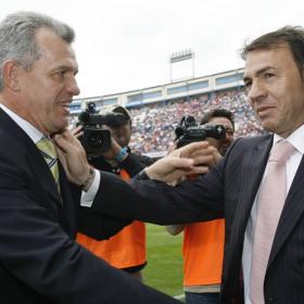 El Atlético de Madrid tantea a Abel Resino