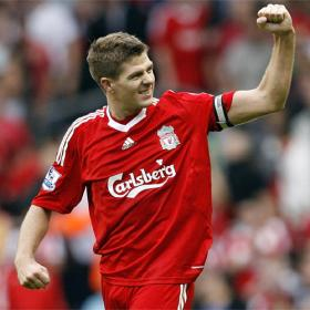 Gerrard se perder el Real Madrid-Liverpool