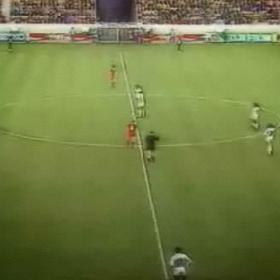 """García Cortés y la final del 81: """"Tiré la cinta del partido por la ventana"""""""