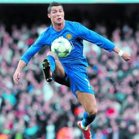 El Manchester ya tiene recambios para Cristiano