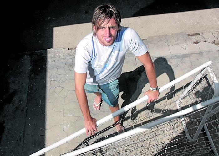 Leandro Armani figura en el casting de delanteros