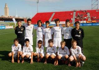 Todos los equipos del Torneo Alevín Nacional Blue BBVA: Valencia