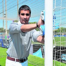Asenjo ya es el nuevo portero del Atlético