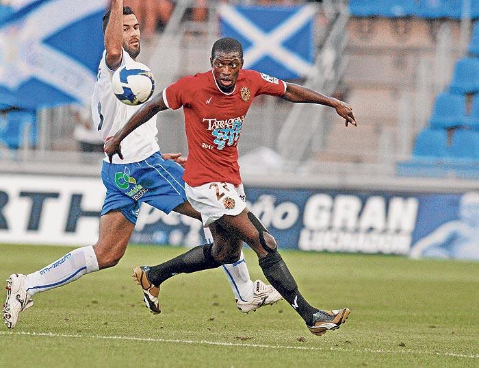 Diop se va al Racing y el Nàstic ingresará 1'5 'kilos'