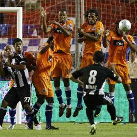 Al Oporto le valió el empate para completar el cuadro de semifinalistas