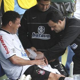 Ronaldo se opera para quitarse tripa