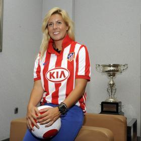María de Villota pilota del Atletico de Madrid Maria_Villota