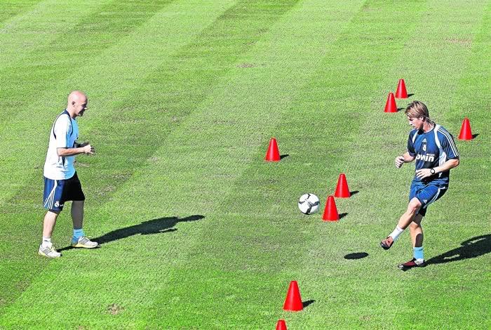 Sergio Ramos ya está curado de la tendinitis