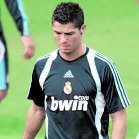 Cristiano fue a la clínica y apurará para Sevilla