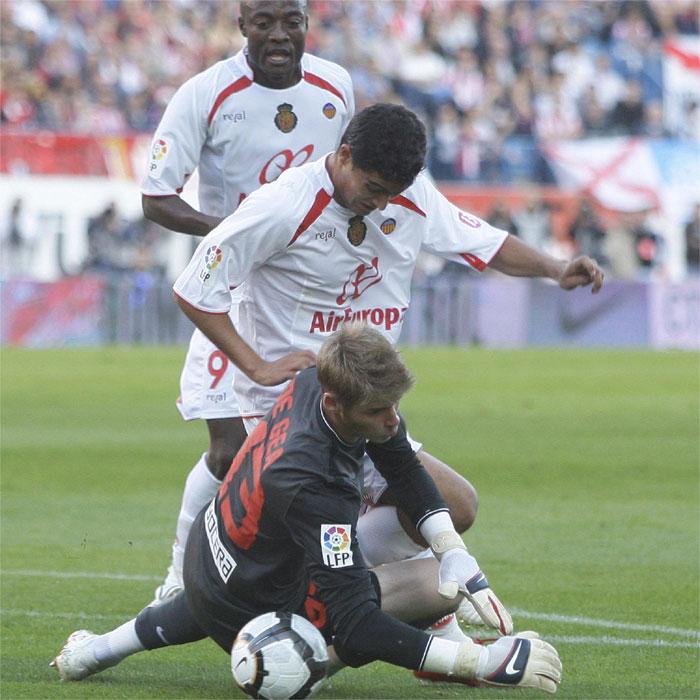 Gregorio Manzano hurga en la herida del Atlético de Madrid