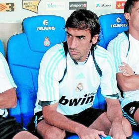 Raúl ya es suplente. Raul_suplente_va_explicar_Pellegrini
