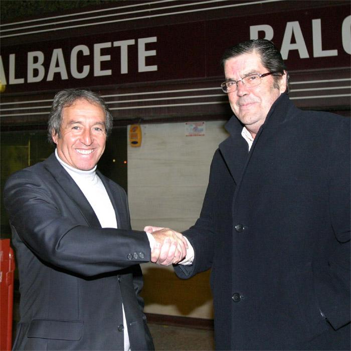 Julián Rubio, nuevo entrenador del Albacete