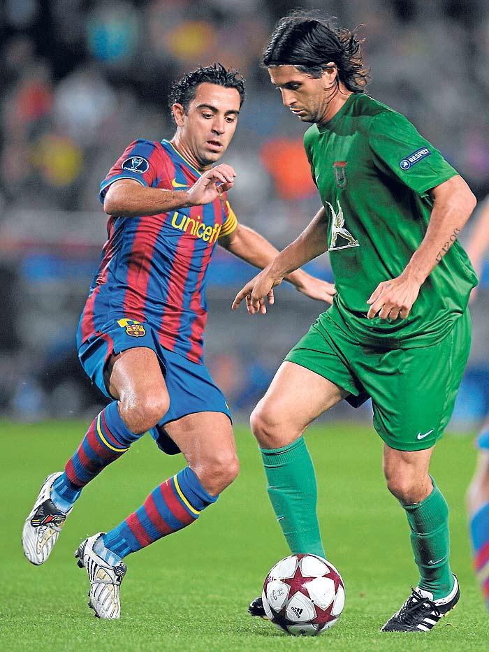 El Valencia negocia ya con el Chori Domínguez