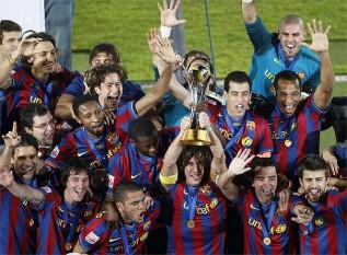 El mejor equipo de la historia