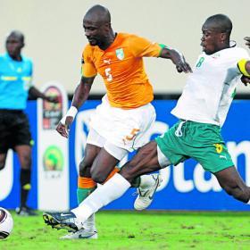 Burkina paraliza al gran favorito al título