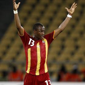 André Ayew da el pase a Ghana para los cuartos de final