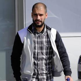 Pep Guardiola prefiere a Villa y Navas antes que a Cesc Fábregas y Ribéry