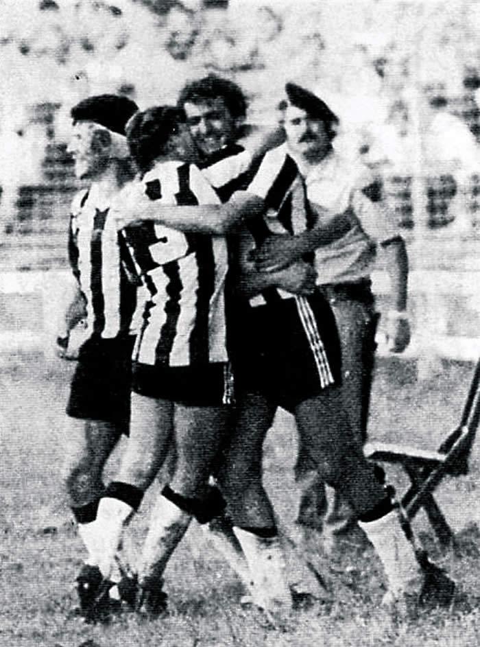 1987: el Levante dice 'hasta nunca' a la Tercera