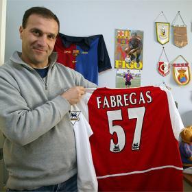 Francesc Fabregas (padre):