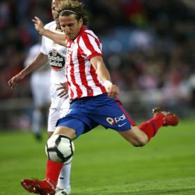 "Forlán: ""Prefiero a Agüero antes que a Messi"" Quique_Sanchez_Flores_Diego_Forlan"