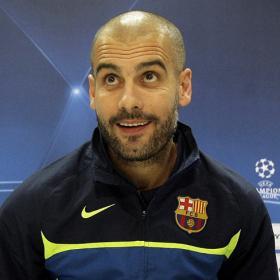 """Guardiola """"El humilde"""" Guardiola_Prefiero_horas_autocar_ver"""