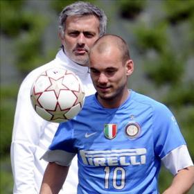 En Holanda dicen que Mourinho quiere repescar a Sneijder