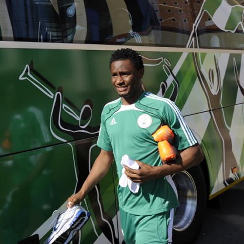 El nigeriano Obi Mikel se queda fuera del Mundial por lesión