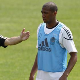 Jerome Boateng juega el miércoles contra su hermano, con el que no se habla
