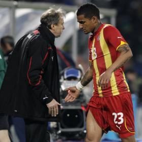 Kevin-Prince Boateng tiene muy difícil jugar contra Uruguay