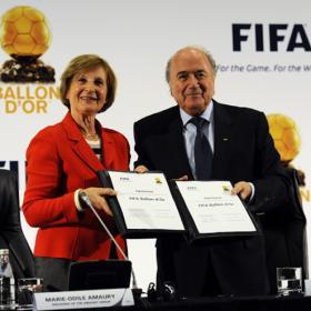El FIFA World Player y Balón de Oro se fusionan para crear el Balón de Oro FIFA