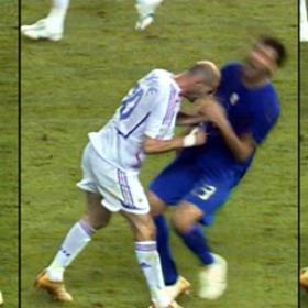 Italia conquista el Mundial tras un cabezazo de Zidane a Materazzi