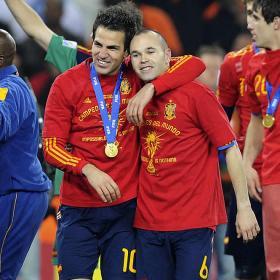 España ya luce la estrella de campeón en la nueva camiseta