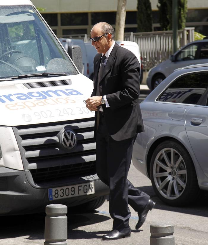El padre de kak pregunt ayer por la situaci n de su hijo for Oficinas bbva albacete