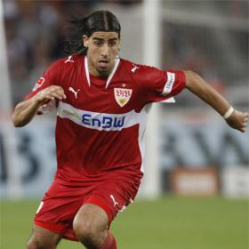 DESEADO POR MOURINHO. El internacional alemán del Stuttgart ha sido pedido por Mourinho para reforzar al Madrid 2010-2011.