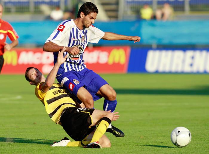 El Deportivo paga cara la expulsión de Rochela