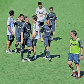 Mourinho ya le saca 'partido' a Megía Dávila
