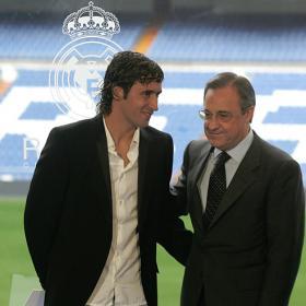 El presidente del Real Madrid ha sido el encargado de despedir a Raúl  González Blanco como jugador del Real Madrid. Lo ha hecho en un acto en el  Palco del ... 8fd7d0ec70ba3