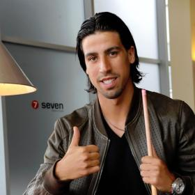 El Real Madrid ficha a Khedira por 10 millones