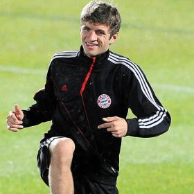 El Bayern Munich prorroga el contrato a Müller hasta 2015