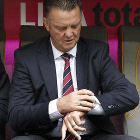 Van Gaal renueva con el Bayern hasta 2012