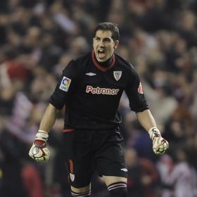Gorka Iraizoz medita la oferta del Barcelona